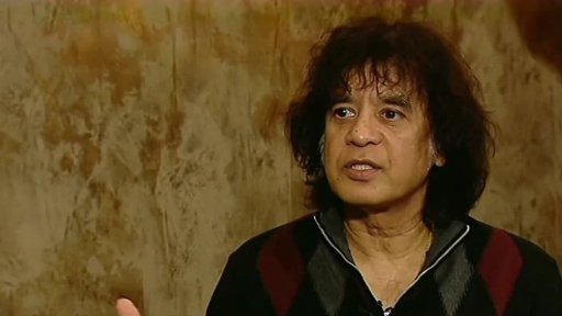 Zakir Hussain (English version)