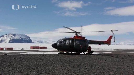 Expedice Antarktida 2012 - 2013
