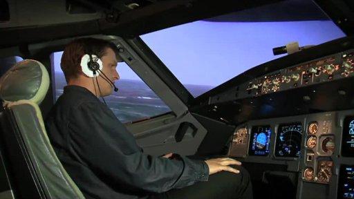 Letecký trenažér