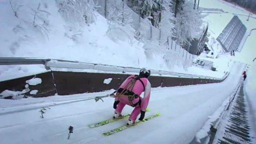 Skoky na lyžích