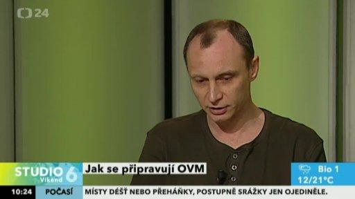 Jak se připravují Otázky Václava Moravce