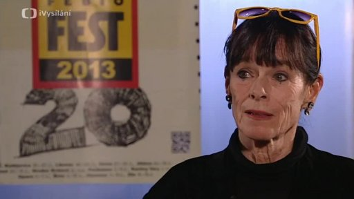 Geraldine Chaplin (English version)