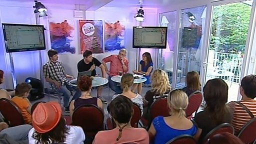 Diskuse s tvůrci na MFF Karlovy Vary 2013