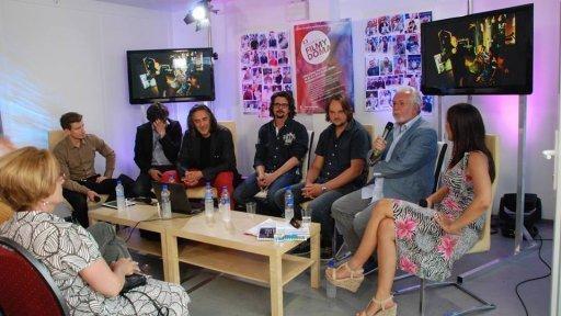 Tvůrci seriálu na MFF Karlovy Vary 2013