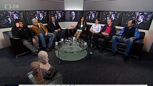 Kulka pro Heydricha v pořadu Studio 6 víkend