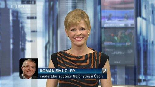 Roman Šmucler vUdálostech vkultuře