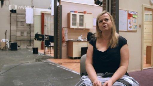 Sabina Remundová o natáčení