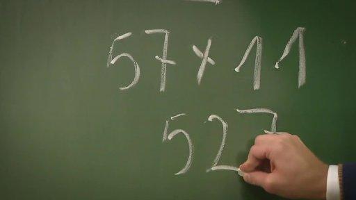 Násobení dvoumístných čísel jedenácti