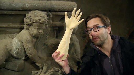 Pinocchio efekt a useknutá ruka