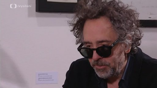 Tim Burton (English version)