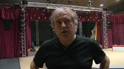 Režisér Rudolf Chudoba o natáčení
