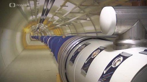 CERN a česká výstava
