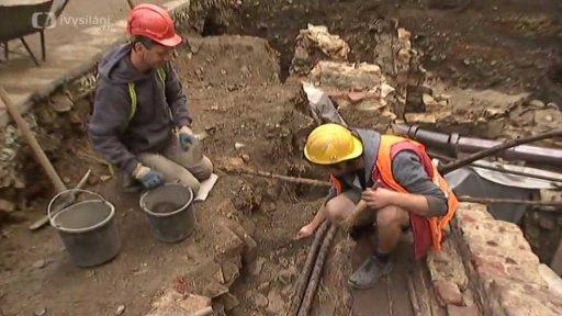 Archeologie historie a moderna