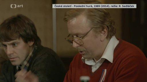 Václav Havel v Českém století