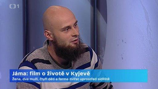 Režisér Jiří Stejskal hostem Studia6