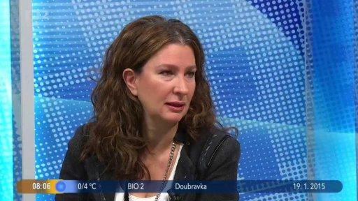 Irena Pavlásková v Dobrém ránu III