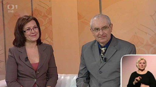 Rozhovor s MUDr. Kateřinou Cajthamlovou a MUDr. Janem Vydrou