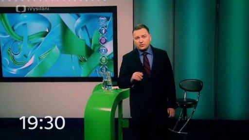 Jak se připravuje a vysílá pořad Hyde Park - Bohumil Klepetko