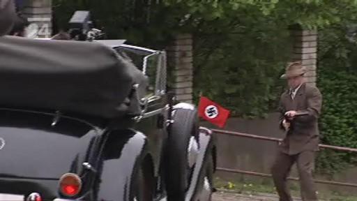 Jak vznikala scéna atentátu na Heydricha?
