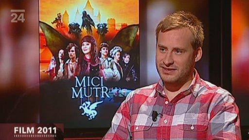 Režisér Vít Karas ve Filmu 2011