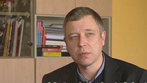 Zdeněk Šámal představuje nové Události