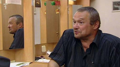 Rozhovor sdabérem Stanislavem Lehkým