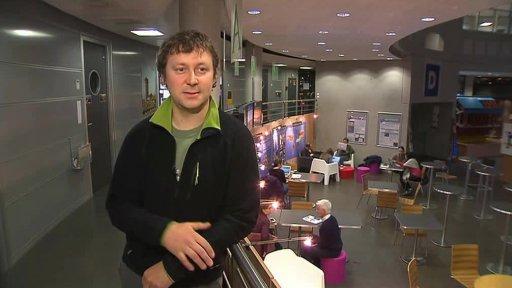Jak vypadá den pracovníka v CERN