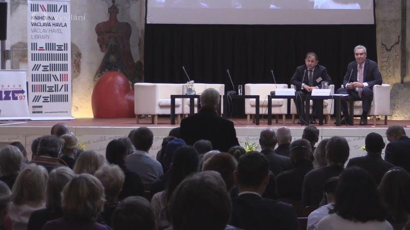 Knihovna Václava Havla: Cena Václava Havla za lidská práva 2016