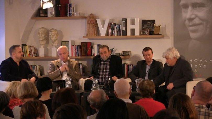 Knihovna Václava Havla: Cena Ferdinanda Peroutky 2016: Kam kráčí tištěná média?