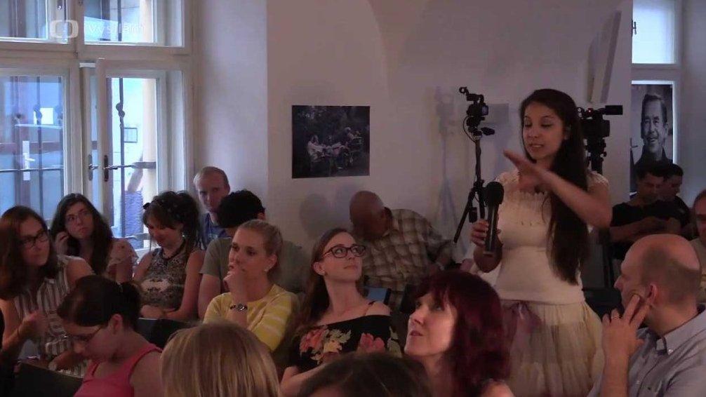 Knihovna Václava Havla: Sociální vyloučení a začleňování v Česku