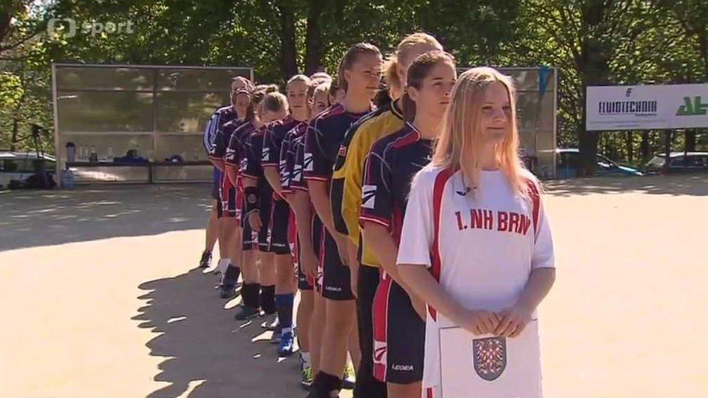Sport v regionech: Národní házená 2016, Brno