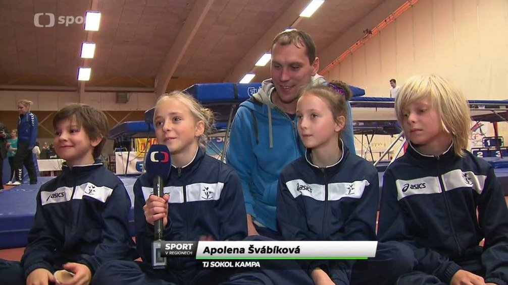 Sport v regionech: MČR družstev ve skocích na trampolínách, Liberec