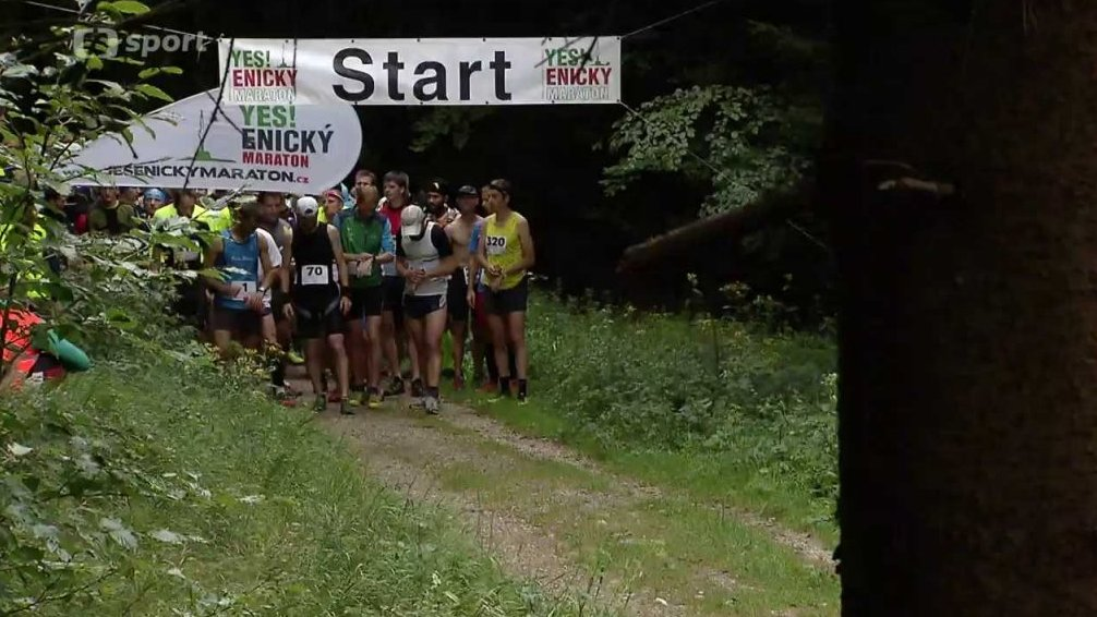 Sport v regionech: Jesenický maraton