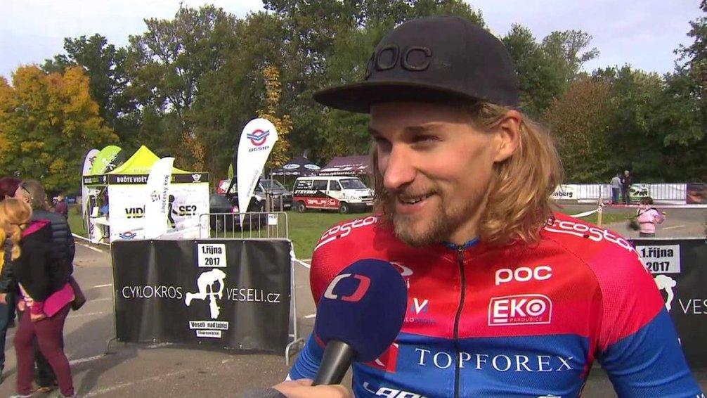 Sport v regionech: Velká cena Veselí nad Lužnicí v cyklokrosu