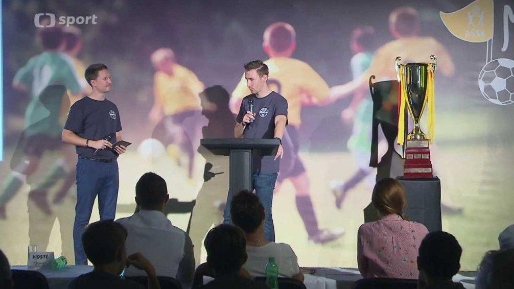 Sport v regionech: Seminář McDonald's Cup, Praha