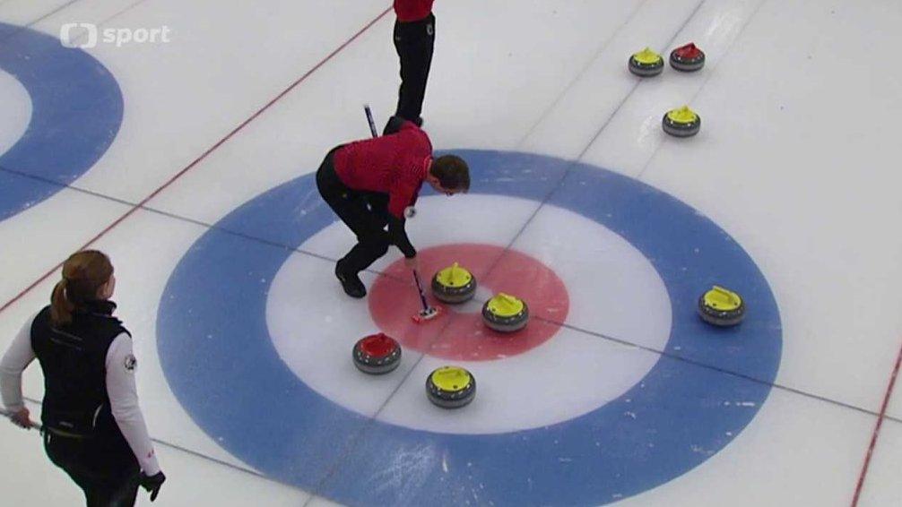 Sport v regionech: M ČR smíšených dvojicvcurlingu, Praha