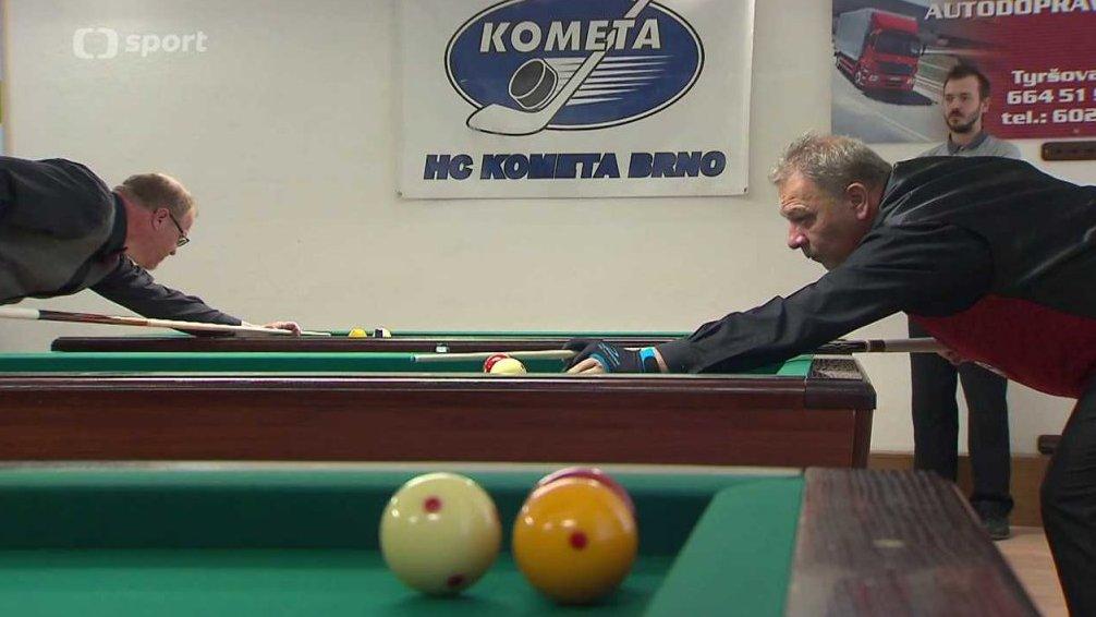 Sport v regionech: Turnaj mistrů v kulečníku, Ponětovice