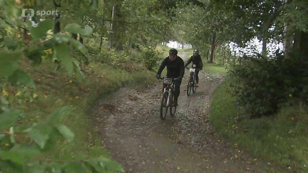 Cyklistika: Oderská Mlýnice České spořitelny
