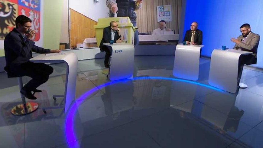 Politické spektrum: Šance nesněmovních stran