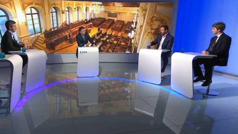 Politické spektrum: Mladí a politika
