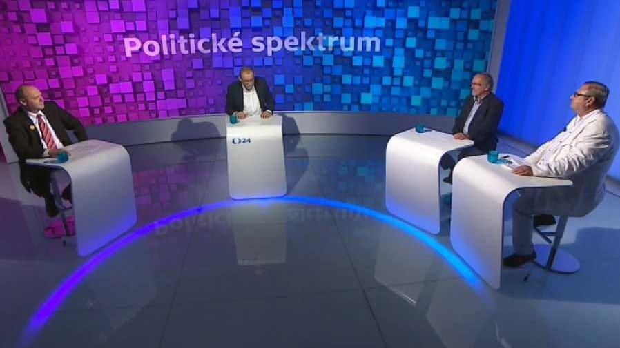 Politické spektrum: Zákaz kouření