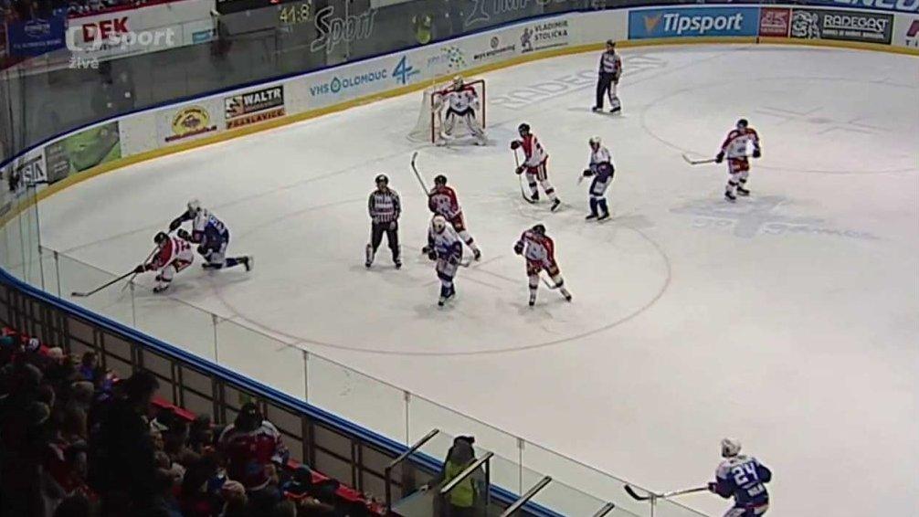 245591542665 Buly - hokej živě  HC Olomouc - HC Kometa Brno — Česká televize