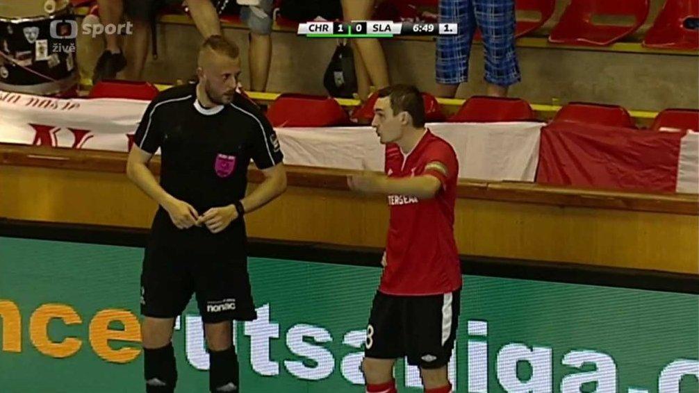 Futsal: FK ERA-PACK Chrudim - SK Slavia Praha