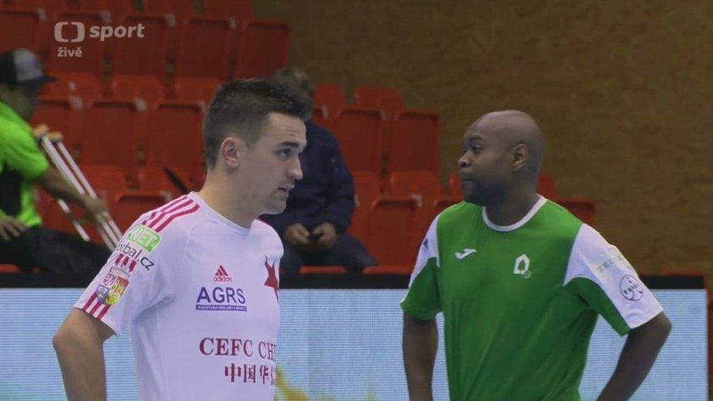 2a330e001046d Futsal  Gardenline Litoměřice - SK Slavia Praha — Česká televize