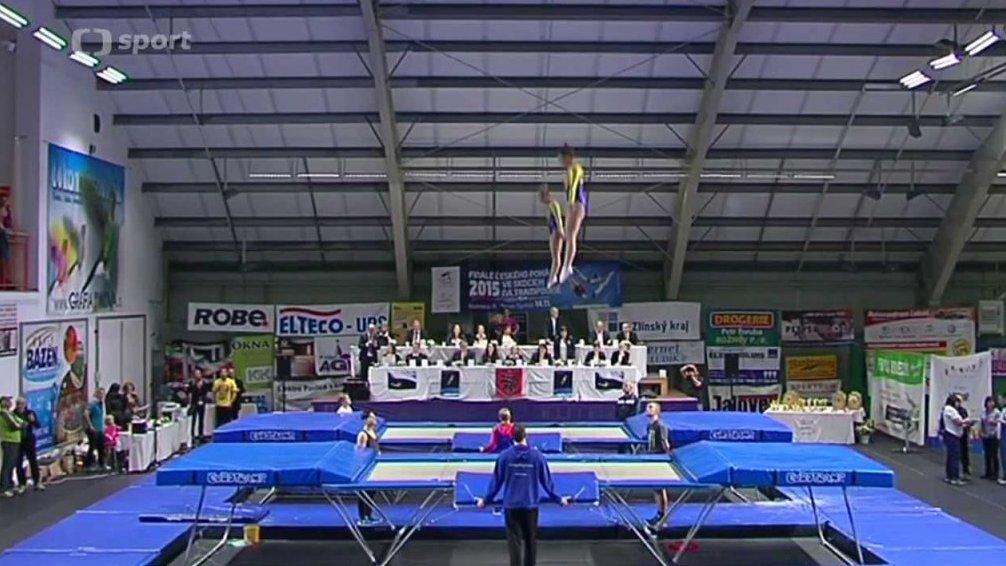 Gymnastika: ČP 2015 Rožnov pod Radhoštěm