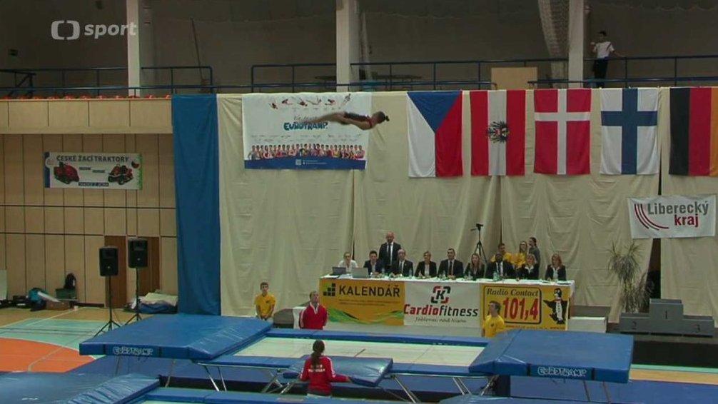 Gymnastika: 44. Mezinárodní závod přátelství 2016