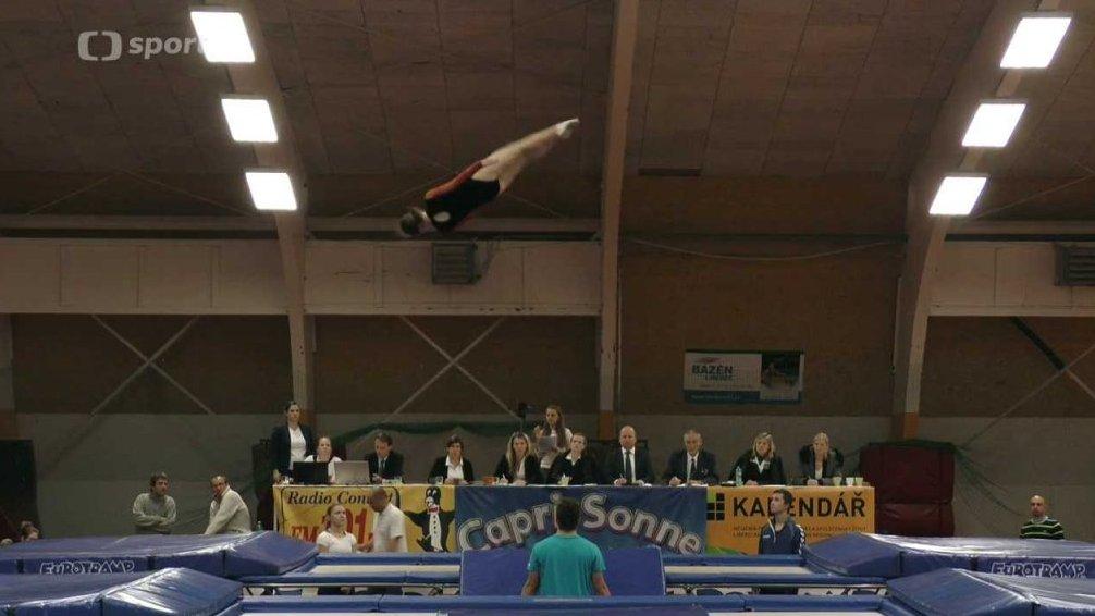 Gymnastika: Finále ČP 2016