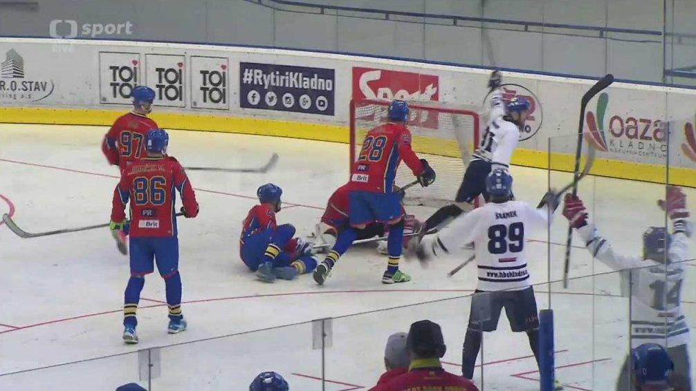 Hokejbal: HC Kert Park Praha – SK Hokejbal Letohrad