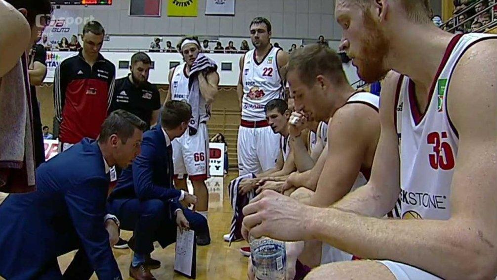 Basketbal: DEKSTONE Tuři Svitavy – BK JIP Pardubice