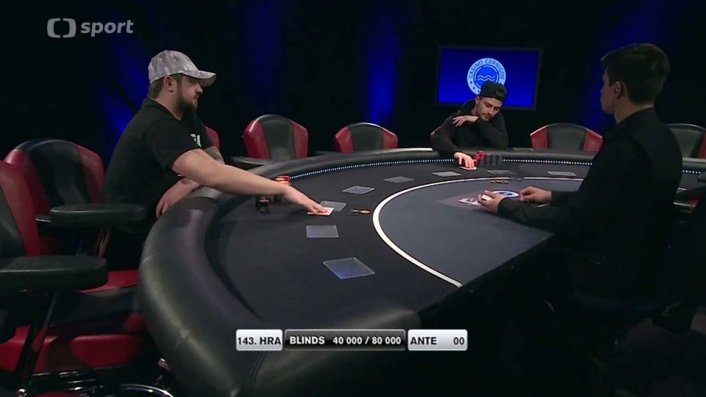 Česká pokerová tour: 1. turnaj 2018
